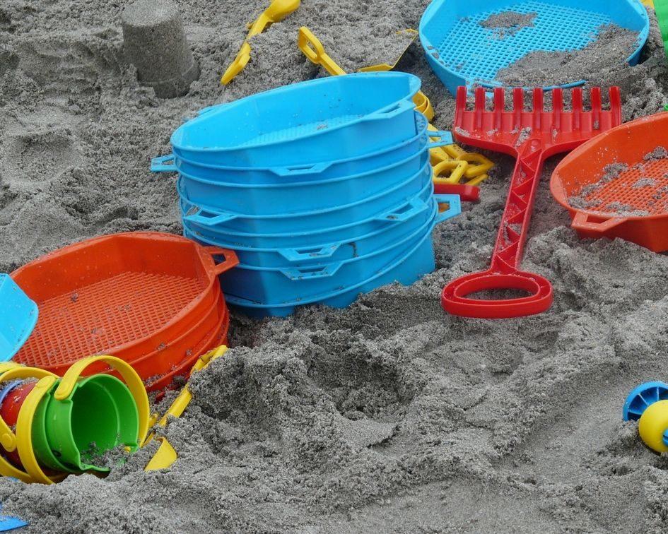 Hračky z bezpečného plastu
