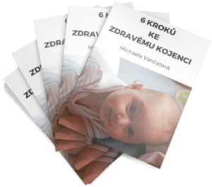 "e-book ""6 kroků ke zdravému kojenci"""