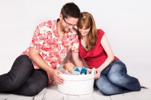 newborn rodinné focení