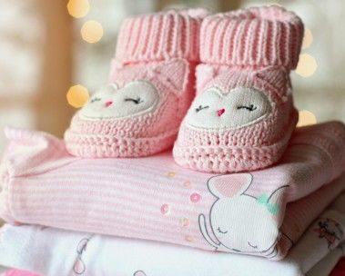 Výbavička pro miminko