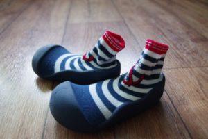 Správné dětské botičky