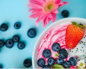 Probiotické kultury v jogurtu