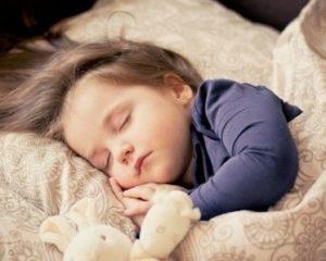 Dětská nespavost