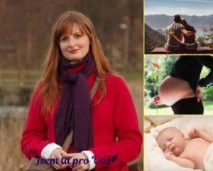 Průvodkyně mateřstvím od plánování miminka
