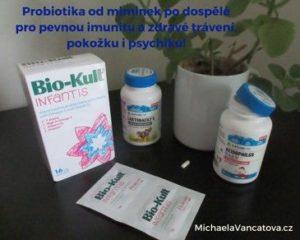 Probiotika pro dospělé iděti